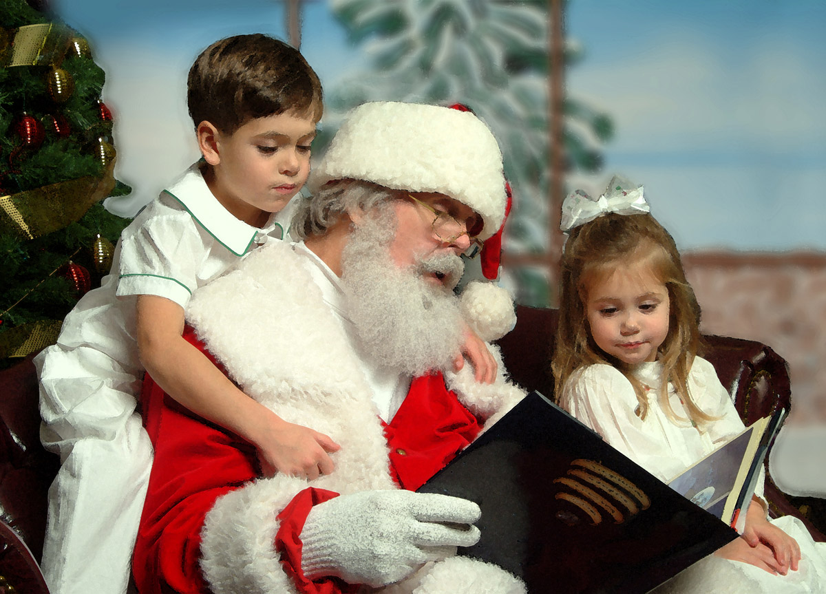 stan bass photography not just a santa photo but a santa experience - Santa Claus Children